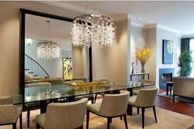 Glass Top Tables Magnifying Beautiful Dining Room Design New Modern Contemporary Dining Room Furniture