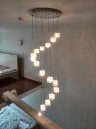 staircase lighting fixtures. Enchanting-stairwell-pendant-lights-stairwell-lighting-fixtures-glass- Staircase Lighting Fixtures
