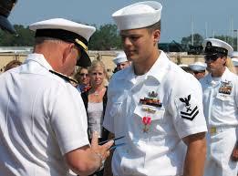 Cwo Navy Us Navy Usn Chief Warrant Officer Cwo Bill Dunn Uses Binoculars