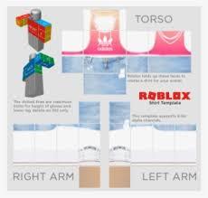 Shirt Template Roblox Roblox Shirt Template Png Transparent Roblox Shirt Template