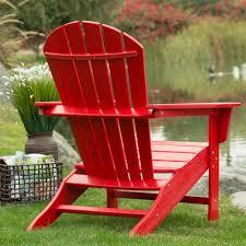 Belham Living Belmore Recycled Plastic Classic Adirondack Chair | Hayneedle