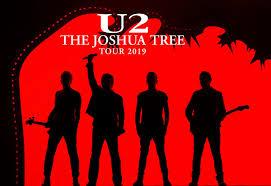 U2 News The Joshua Tree Tour 2019