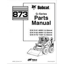 bobcat 773 g series skid steer loader parts manual pdf bobcat Bobcat 773 Parts Diagram bobcat 873 g series skid steer loader parts manual pdf bobcat 763 parts diagram