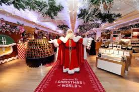 top london stores for the best christmas home decor london