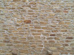 old stone brick wall