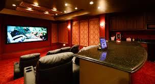 ... Cool Ideas Media Room Bar Full size