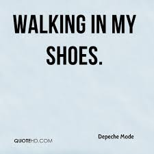 Quotes About Walking Beauteous Depeche Mode Quotes QuoteHD