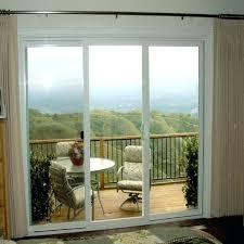milgard sliding glass doors innovative 3 door patio doors 3 panel sliding glass door with sliding