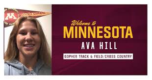 Meet the Newcomers: Ava Hill - University of Minnesota Athletics