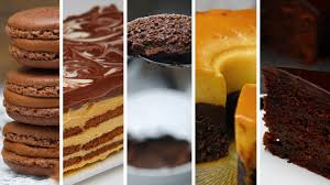 TOP 5 CHOCOLATE | LAS MEJORES RECETAS CON CHOCOLATE | Las Recetas De MJ