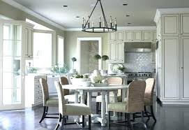 kitchen table lighting fixtures. Simple Fixtures Round Kitchen Light Table Fixtures Lighting  And D