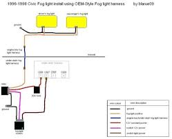 2011 Jeep Wrangler Fog Light Wiring Diagram Tj Factory Harness ...