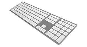 Matias FK418BTS <b>Bluetooth</b> Wireless <b>Aluminum Keyboard</b>
