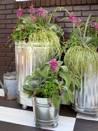 bedroom fresh and fun diy outdoor planter ideas s decorating large flower pot
