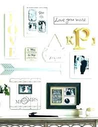 white wall letters a z letters white wooden alphabet word wall decoration wedding centerpieces decor letters wall