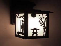 japanese style lighting. Size 1280x960 Japanese Romaji Style Lighting Kana Lantern Series