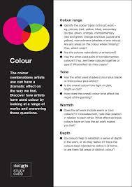 Colourtone Colour Chart Art Study Cards By Joel Cambridge Issuu