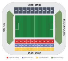 Astros Seating Chart Seat Numbers Unique Cork Gaa Ficial