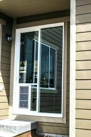 exterior door with pet door built in exterior door with pet door exterior doors with dog