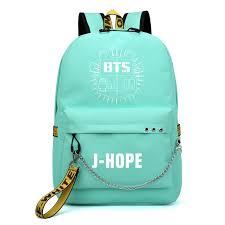 Best Price <b>2018 New Summer</b> Style Korean BTS Printing Backpack ...