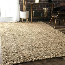 adorable 10x14 jute rug of soft area 1014 tapinfluenceco