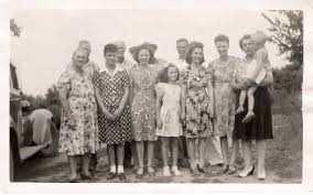 Edward Dial Family - Barren Beginnings
