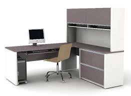 office work desk. Connexion L-Shaped Office Work Table Desk W