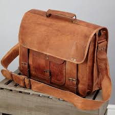 leather 15 inch laptop messenger bag 35 previous