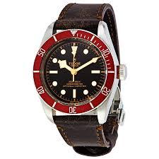 tudor watches jomashop tudor heritage black bay automatic men s watch