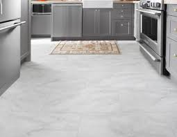 Vinyl Floor In Kitchen How To Lay Luxury Vinyl Tile Flooring Lvt A Feature In Table