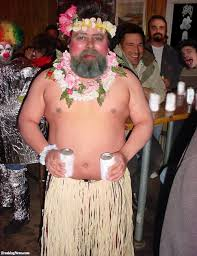 Man At An Hawaiian Wedding Pictures