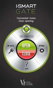 open garage door with cell phone i35 in creative home design planning with open garage door