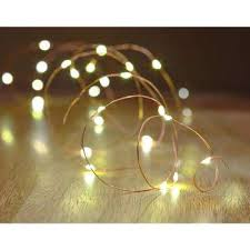 <b>Battery</b> - <b>String Lights</b> - Outdoor Lighting - The Home Depot