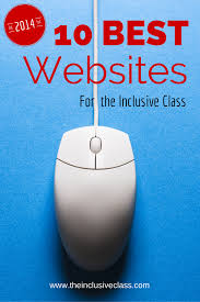 top websites for the inclusive classroom