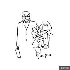 ウェルカムボード似顔絵はダサいオシャレなイラストレーター紹介