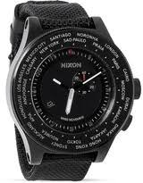 all black watches for men shopstyle nixon the passport all black watch 49mm