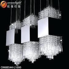 long chandelier hot modern crystal chandelier lighting stainless steel chandeliers long stairwell chandeliers extra long modern chandelier