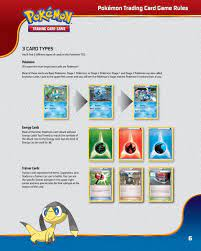 Pokemon Images: Pokemon Card Game Rules For Beginners