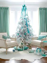 Blue And Silver Christmas Tree Decorations Ideas Home Design Ideas Blue Christmas Tree Ideas