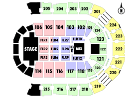 Spokane Arena Hockey Seating Chart Spokane Arena Seating Chart Trans Siberian Orchestra Best
