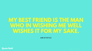 Short Friendship Quotes Wishing Me Well Quotebold