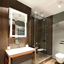 sea glass vanity mirror h led bathroom mirrors wall decor the home depot compressed glass mirror