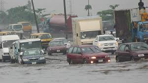 Image result for bad roads in lagos