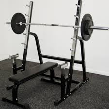 Commercial Machines  BodySolid FitnessSquat And Bench Press