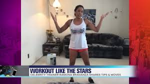 WCIU, The U | Celebrity Trainer Ramona Braganza Shares Workout ...