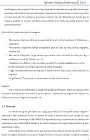 Informe Profesional Informe Profesional Barca Fontanacountryinn Com
