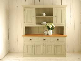 Small Picture Bespoke Kitchen Dresser With Cupboards Eastburn Country Furniture
