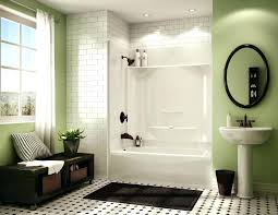 one piece bathtub and surround one piece bathtub shower combination bathroom large combo prefab tub surround one piece bathtub