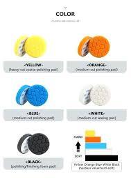 Polishing Pad Colors Radiouniversal Co