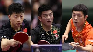 Image result for harimoto ma long fan zhendong